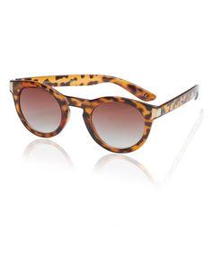 Round sunglasses | Gina Tricot Accessories | www.ginatricot.com | #ginatricot