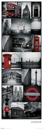 Capital City Compilation - London Collage