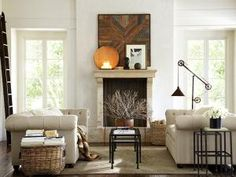 1000 Images About Living Rooms On Pinterest Pottery Barn Living