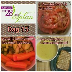 Diet Recipes, Healthy Recipes, Diet Meals, 28 Dae Dieet, Dieet Plan, Dash Diet, 28 Days, Snacks, Detox Drinks