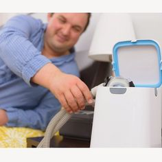 How do you keep your CPAP equipment clean between uses www.tibromedical.com