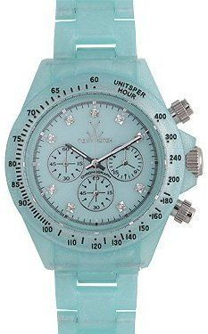 Pearlized Watch Collection - Aqua Toy Watch. $211.95. Save 23% Off!