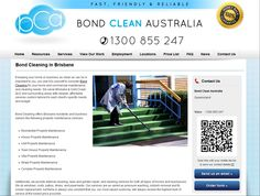 www.bondcleanaustralia.com.au/resources/bond-cleaning-in-brisbane.aspx contact us If keeping your home or business as clean as can be is important to you, you owe it to yourself to consider Bond Cleaning for your home and commercial maintenance and cleaning needs.
