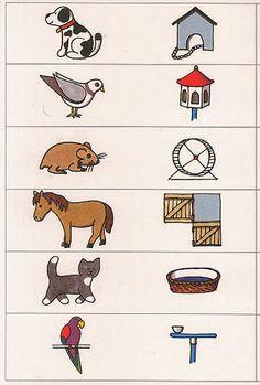 Z internetu - Sisa Stipa - Webové albumy programu Picasa Animal Activities, Activities For Kids, Crafts For Kids, Nursery Worksheets, Preschool Worksheets, Stipa, Teaching Schools, Kindergarten, Speech And Language