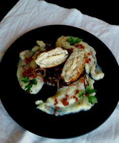 DSC_4558ss Bacon, Mexican, Chicken, Meat, Ethnic Recipes, Food, Essen, Meals, Yemek