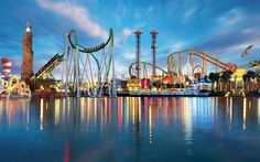 Islands of Adventure, Orlando Florida, United States :)