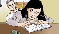 Dagboek van Anne Frank in stripvorm - Bekijk deze en meer educatieve strips op MontessoriNet