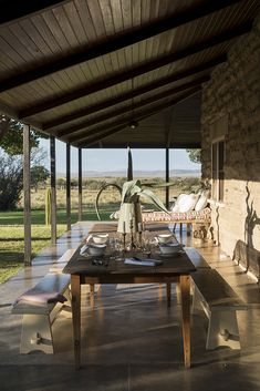 Built in Thorn Springs farm has a rich history filled with myth and local legend passed from mother to daughter, father to son. Local Legends, Rental Property, Dog Friends, Lodges, Pools, Places To Travel, Countryside, South Africa, Vacation