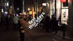 First Thursdays Cape Town Teaser. On the first Thursdays of every month, Cape Town's central city comes alive with late night art, shopping ...