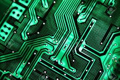 A printed circuit board is a mechanical support which connects different electronic components through the use of conductive pads