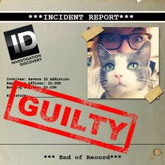 Investigation Discovery - ID Addict!  https://www.facebook.com/InvestigationDiscovery