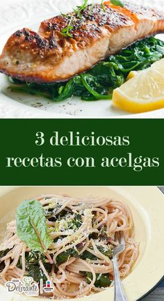 recetas con acelgas | CocinaDelirante