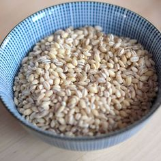 How To Cook Tender, Chewy Barley   Kitchn How To Cook Barley, Cooking Barley, Hulled Barley, Pearl Barley, Barley Soup, Fatty Fish, Wheat Grass, Grains, Healthy Recipes