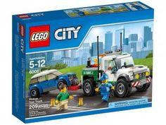 LEGO City Caminhão Rebocador 60081 - 209 Peças