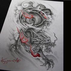 #тату #татуспб #татусалон #татусалонспб #tattooart #tattoospb #tattoorussia #dragon #dragontattoo #drawing #sketch #sketchdragon #japan #japantattoo #japandragon #татуировки #kungfu #kuznetcovtattoo