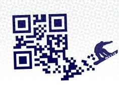 QR snowboarder: Using 2d barcodes for Sports Marketing