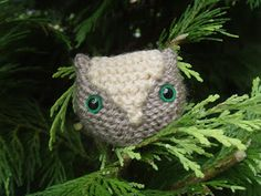 Knitted Toy Box: Owlies