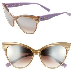 Dior  Mohotani  58mm Cat Eye Sunglasses Retro Sunglasses, Cheap Ray Ban  Sunglasses, dac74c478030