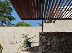 1000 images about pergola on pinterest pergolas outdoor living spaces and - Pergola en fer a beton ...