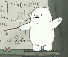 cartoon we bare bears Image in We Bare Bears Love collection by ☆ on We Heart It Bear Wallpaper, Cartoon Wallpaper, Disney Wallpaper, Cartoon Icons, Cartoon Memes, Cute Cartoon, Cartoons, Polar Bear Cartoon, Ice Bear We Bare Bears