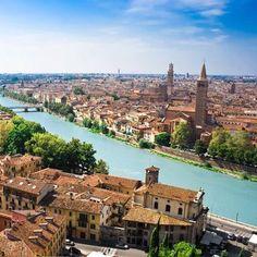 Verona, Italy. DYING to go here!