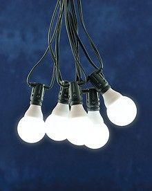 LED LICHTSNOER 10 WITTE LAMPEN E14 KONSTSMIDE FEESTVERLICHTING
