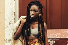 Stunning New Photo Series Showcases Loc'ed Brazilians | Black Girl with Long Hair