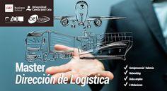 Nuevo master en logistica modalidad semipresencial en Valencia