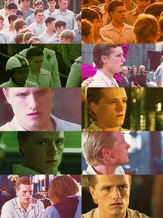 Peeta the Hunger Games