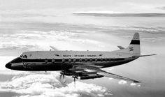 South African Airways Viscount ZS-CDT