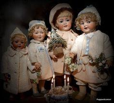 Куклы Контор