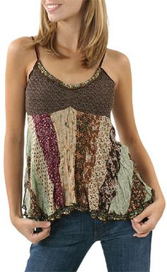 crochet shirt - Google Search