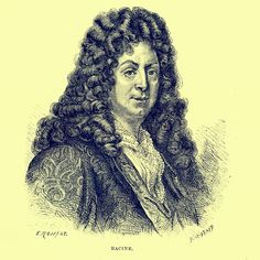 Jean Racine, French playwright. 22 December 1639 – 21 April 1699  (Photo by Culture Club/Getty Images) *** Local Caption ***