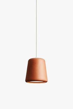 Material Pendant by Noergaard & Kechayas   New Works