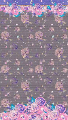 Iphone Wallpaper Glitter, Flower Phone Wallpaper, Star Wallpaper, Apple Wallpaper, Kawaii Wallpaper, Cellphone Wallpaper, Cool Wallpaper, Mobile Wallpaper, Wallpaper Backgrounds