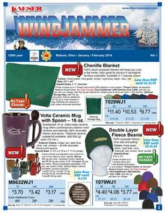 K&B Windjammer offers monthly special pricing on items. Check out online specials at KBWindjammer.com
