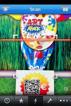 Qr Code Witor's Art Attack