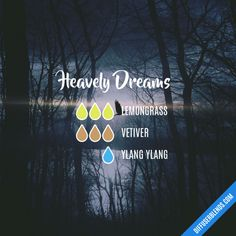 Heavely Dreams - Essential Oil Diffuser Blend