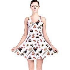 Image result for sushi dress