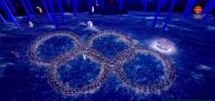 """Russia Pokes Fun at Olympic Ring Malfunction in Closing Ceremony"" -- I laughed out loud at this when I saw it on TV, as did everyone in the stadium live! BIG score in the ""laugh at yourself"" category for the Russians. Click through for more."