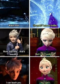 I don't ship jelsa in any way, I just think of them more as friends so Elsa has someone she can relate too.