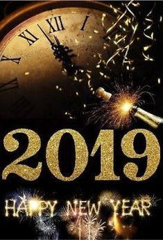 59 best Happy New Year Images 2019 Free Download, HD Cliparts ...