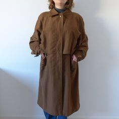 80s Vintage Burberry Trench Coat, brown gabardine unisex clothing, daily hipster coat, Double breasted jacket high quality Vintage clothing #vintage #gabardine #trenchcoat #hipsterclothing