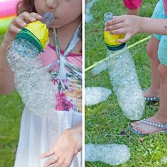 DIY children's games with soap and water - Schaumwurst_Partyspass_Kinder_Basteln - Halloween Games For Kids, Kids Party Games, Diy Games, Happy Halloween, Games For Teens, Activities For Kids, Material Didático, Yard Games, Diy Birthday
