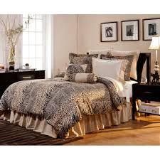 leopard print king bedding - Google Search