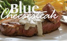 Weekly Ad Recipe - Blue Cheesesteak www.cobornsblog.com