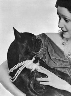 Lady Elizabeth Paget, 1937 by Madame Yevonde