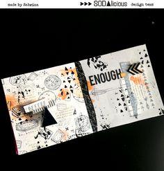 By Sabrina Berrich Smash Book, Art Journal Pages, Art Journals, Moleskine, Art Journal Inspiration, Journal Ideas, Cup Art, Mixed Media Art, Scrap