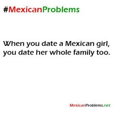 Hahaha my boyfriend is always complaining about this. It doesnt help my family is really really close to his