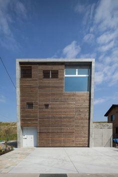 Dom japoński - archimania.pl – architektura, architekci – świat nowoczesnej architektury.